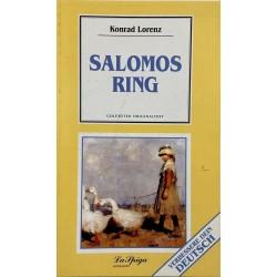 Oberstufe 1 Salomos Ring, Konrad Lorenz