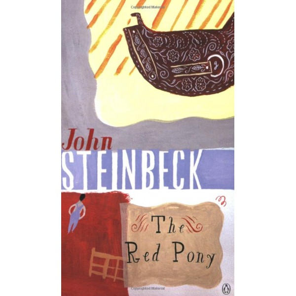 The Red Pony, John Steinbeck