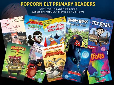 Popcorn Readers