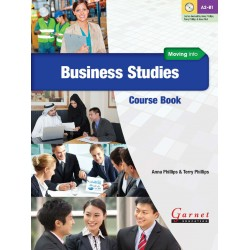 Moving into Business Studies Course Book + Audio DVD