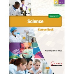 Moving into Science Course Book + Audio DVD