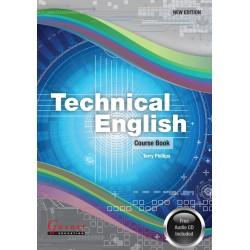 Technical English Course Book + Audio CD