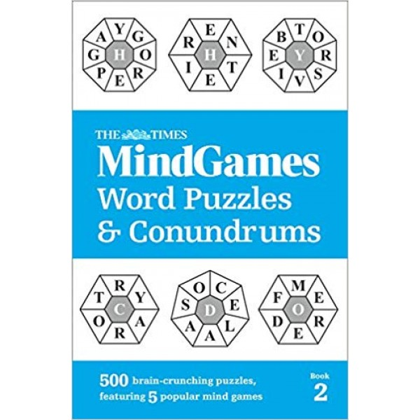 The Times MindGames Word Puzzles and Conundrums Book 2