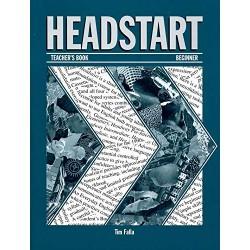 Headstart Teacher's Book Beginner