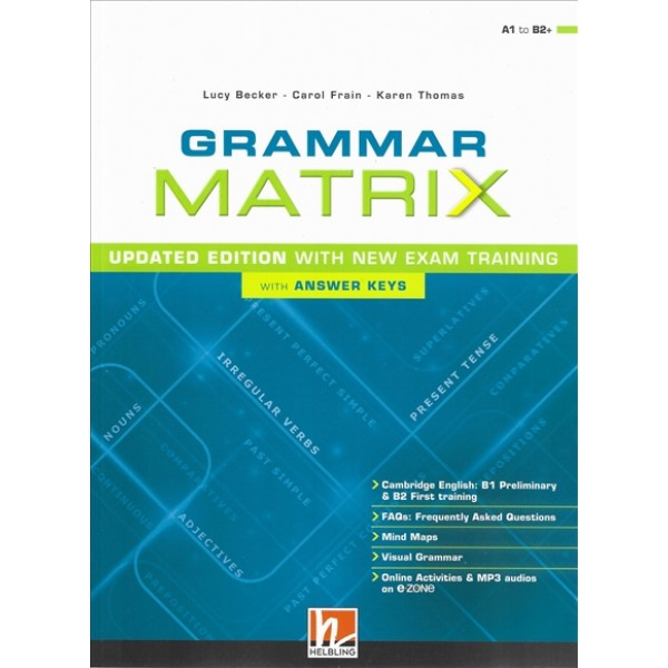 Grammar Matrix with eZone Updated