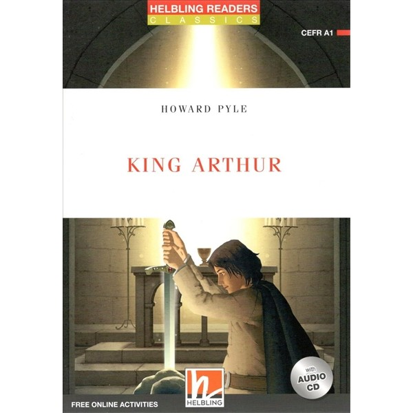 King Arthur (Level 1) with Audio CD