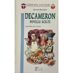 9-12 Anni - Decameron, Giovanni Bocaccio