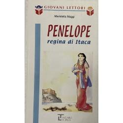 9-12 Anni - Penelope regina di Itaca, Maristella Maggi