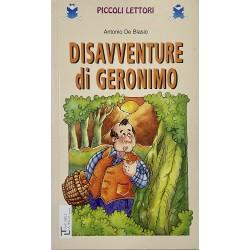 8-10 Anni - Disavventure di Geronimo, Antonio De Blasio