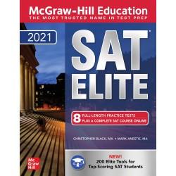 McGraw-Hill Education SAT Elite 2021, Christopher Black