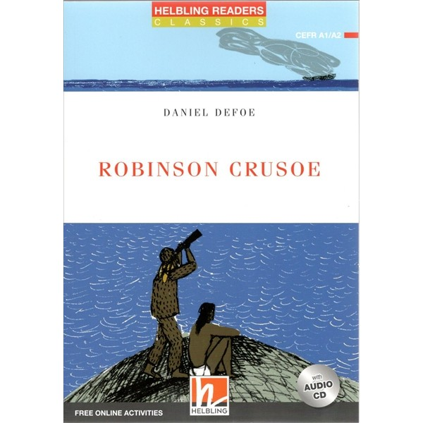 Robinson Crusoe (Level 2) with Audio CD