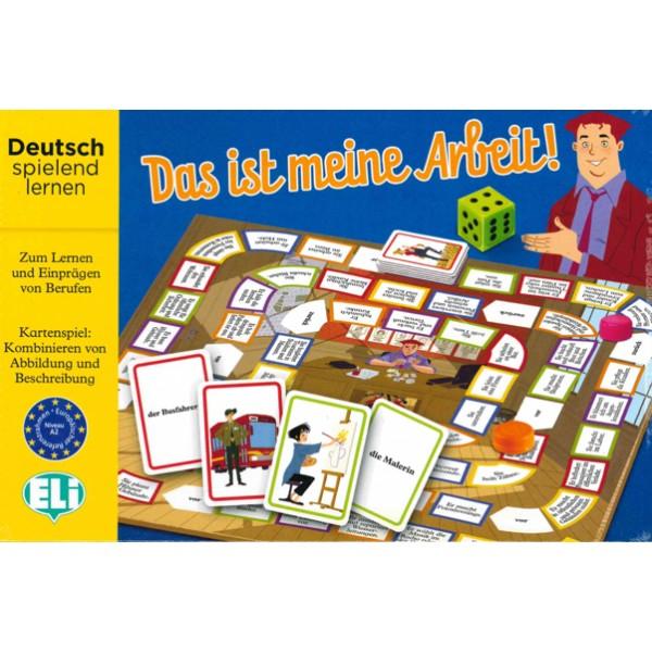 ELI Language Games: Das ist meine Arbeit! (German)