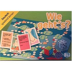 ELI Language Games: Wie geht's? (German)