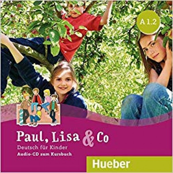 Paul, Lisa & Co. A1.2 Audio-CD