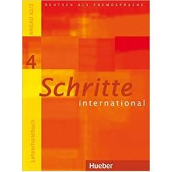 Schritte International 4 Lehrerhandbuch