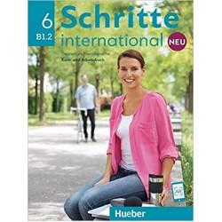 Schritte International Neu 6 Kurs- und Arbeitsbuch