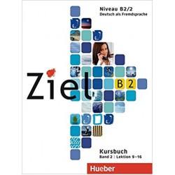 Ziel B2.2 Paket - Kursbuch Und Arbeitsbuch mit Lerner Audio-CD