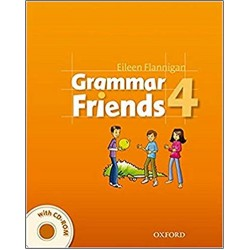 Family and Friends 4 Grammar with CD-Rom Pack