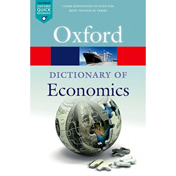 A Dictionary of Economics (Oxford Quick Reference) 5th Edition