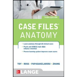 Case Files Anatomy 3rd Edition