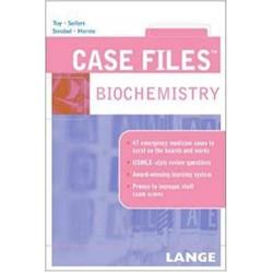Case Files Biochemistry 2nd Edition