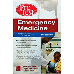 PreTest Emergency Medicine Self-Assessment and Review 4th Edition