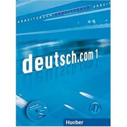 deutsch.com 1 Arbeitsbuch mit CD