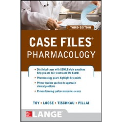 Case Files Pharmacology 3rd Edition