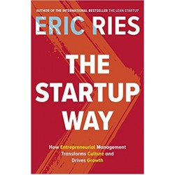 The Startup Way, Eric Ries