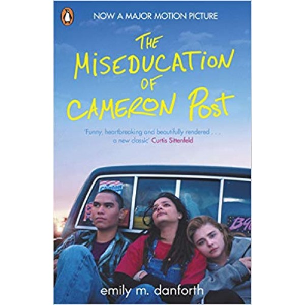 The Miseducation of Cameron Post, Danforth