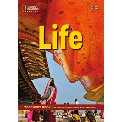 Life Advanced Teacher's Book and Class Audio CD and DVD ROM