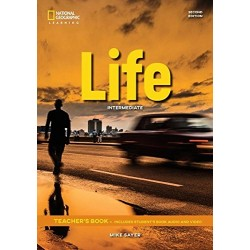Life Intermediate Teacher's Book and Class Audio CD and DVD ROM