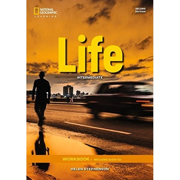 Life Intermediate Workbook Without Key and Audio CD