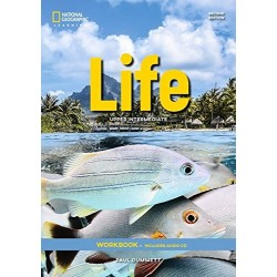 Life Upper-Intermediate Workbook Without Key and Audio CD