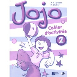 Jojo 2. Cahier D'activites