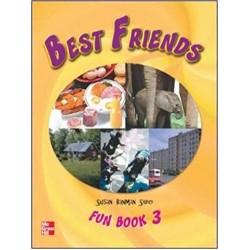 Best Friends 3 Fun Book