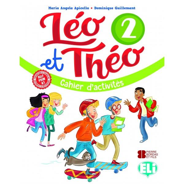 Léo et Théo 2 Cahier d'activités + CD audio