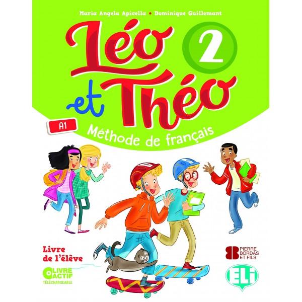 Léo et Théo 2 Livre de l'éleve