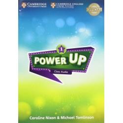 Power Up Level 1 Class Audio CDs (4)