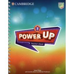 Power Up Level 2 Teacher's Book