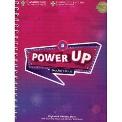 Power Up Level 5 Teacher's Book