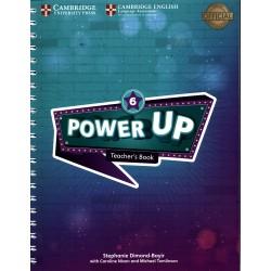Power Up Level 6 Teacher's Book