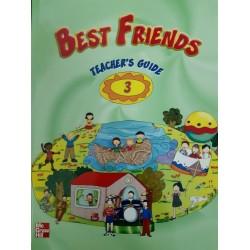 Best Friends 3 Teacher's Book