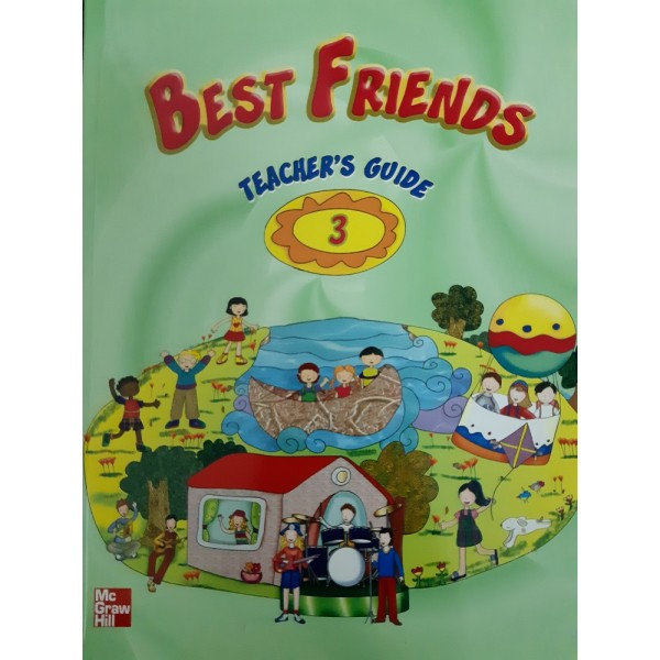 Best Friends 3 Teacher's Book