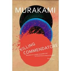 Killing Commendatore, Murakami
