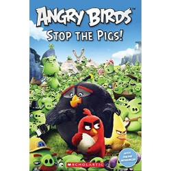 Angry Birds: Stop the Pigs! (level 2)