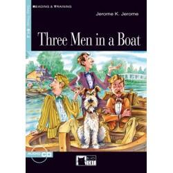 Level B1.2 Three Men in a Boat + Audio CD