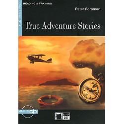 Level B1.2 True Adventure Stories + Audio CD