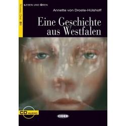 B1 Eine Geschichte aus Westfalen mit Audio CD, Annette von Droste-Hülshoff