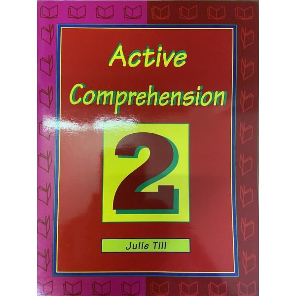 Active Comprehension: Book 2